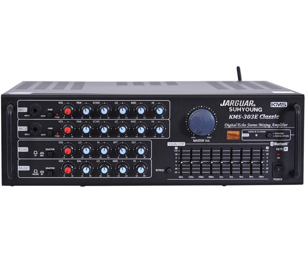 Amply Jarguar Suhyoung KMS-303E Classic